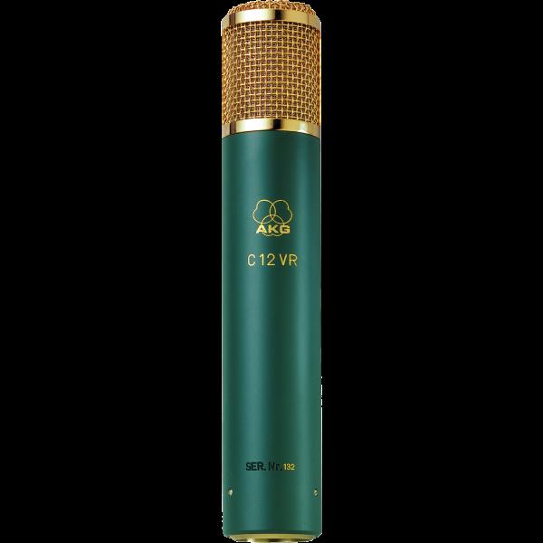 AKG C12 VR Twin Large-diaphragm Tube Condenser Microphone