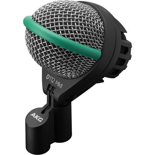 AKG D112 MKII Pro Dynamic Bass Microphone