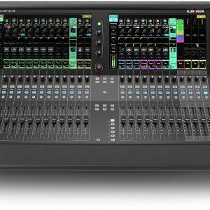 Allen & Heath AH-AVANTIS 96kHz 64 Channel Digital Mixer - 42 Bus - Dual Full HD Touchscreens
