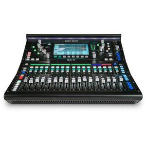 Allen & Heath SQ-5 96kHz 48 Channel/36 Bus Digital Mixer with 7in Touchscreen