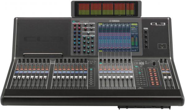 Yamaha CL3 64-Input Digital Audio Mixing Console