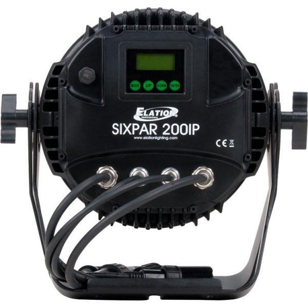 Elation SIXPAR 200IP 6-IN1 LED IIP65 PAR 12x12W