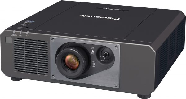 Panasonic PT-RZ570BU 5400 Lumen WUXGA 1920x1200 DLP Video Projector with Standard Lens - Black
